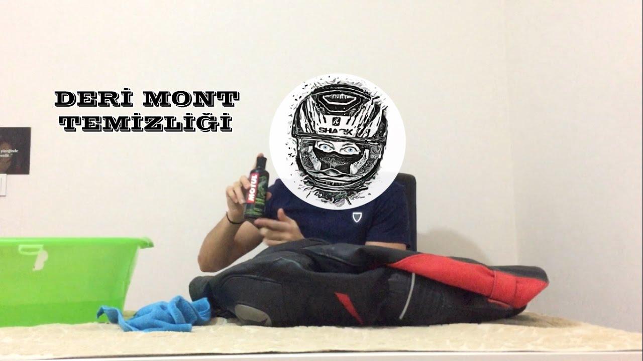 Deri Mont Nasıl Yıkanır
