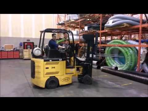 Landoll Bendi Tire Forklift