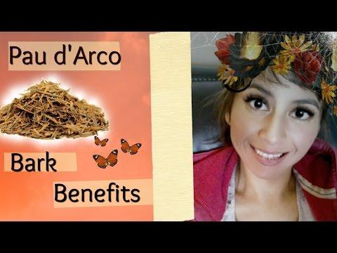 Pau d'Arco Bark Benefits