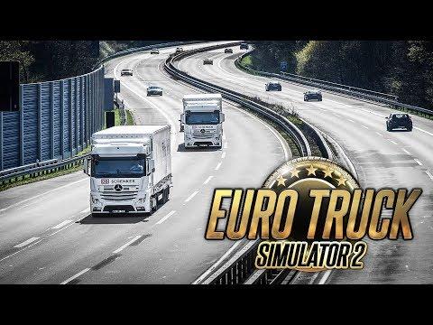 ???? Euro Truck Simulator 2 ► Вожу Внешние Заказы. Стрим ЕТС 2 Мультиплеер - V 1.35 ???? #235