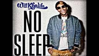 Wiz Khalifa - No Sleep + Download