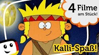 Sandmännchen: Kalli 1-4 Abenteuer - deutsch - Sandmann-Shop (HD) offizieller Kanal