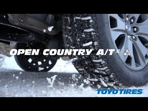 Toyo Open Country AT II AW Product Video