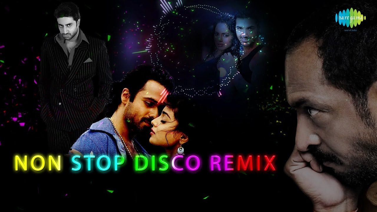 Nonstop Disco Remix One Hour Ultimate Bollywood Remix Songs