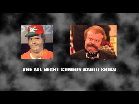 CHUCK McCANN & PAT McCORMICK THE ALL NIGHT COMEDY RADIO SHOW