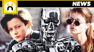 Terminator 6 First Look at Sarah and John Connor Revealed