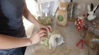 Vegan Pasty (starch Solution)