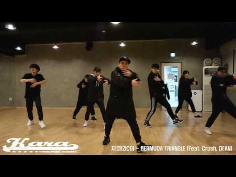 지코(ZICO) - BERMUDA TRIANGLE (Feat. Crush, DEAN) / MOMENT choreography