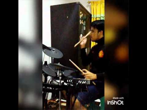 Ten 2 Five - I Will Fly - Drum Cover