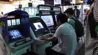 Higgins in Japan...Tokyo Game Show 2018