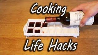 5 Top Cooking Hacks