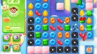Candy Crush Jelly Saga Level 1555 ** NO BOOSTERS
