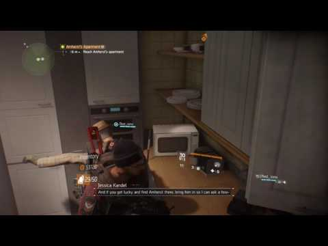 Tom Clancy's The Division™ Stretch arm strong status