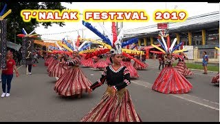 T'NALAK FESTIVAL 2019- Thematic Parade & Float Competition
