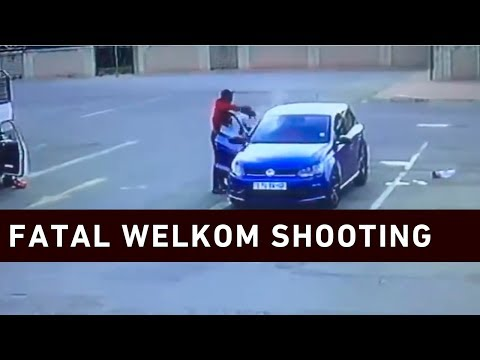 Caught on camera: Fatal Welkom Hijacking