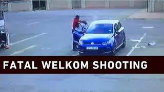 Caught on camera: Fatal Welkom Hijacking