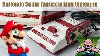Unboxing the Nintendo Famicom Classic Mini Edition - Importing The Nintendo Classic into the USA