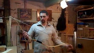 The homemade asian recurve bow. Азиатский лук своими руками.(Азиатский лук своими руками. Homemade asian recurve bow Моя страница вконтакте https://vk.com/id124340768., 2016-12-09T17:01:21.000Z)