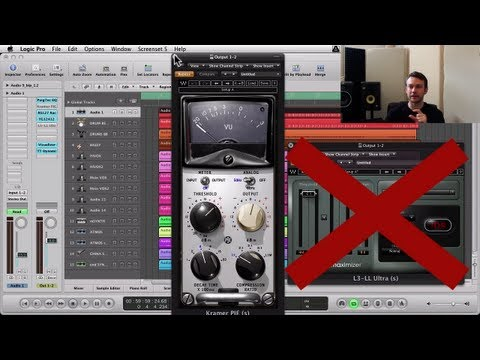 Preparing a track or song for Mastering: Pre Mastering including 9 Pro Tips