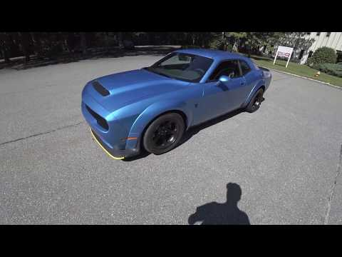 2018 Dodge Demon P.O.V Review