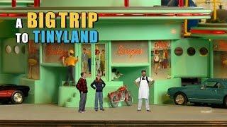 A BIG Trip to Tinyland! - Choo Choo Bob Show