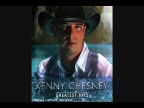 I lost it- Kenny Chesney
