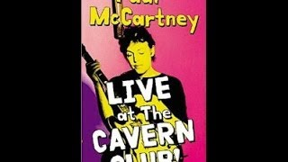 Live At The Cavern Club 1999