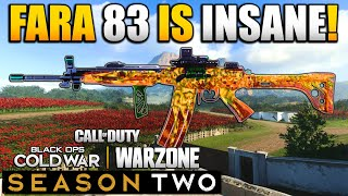 New FARA 83 Rifle is Insane in Warzone | Basic Weapon Stats & Details w/Class Setup & Loadout