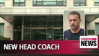 S. Korea names Paulo Bento as new national football team head coach