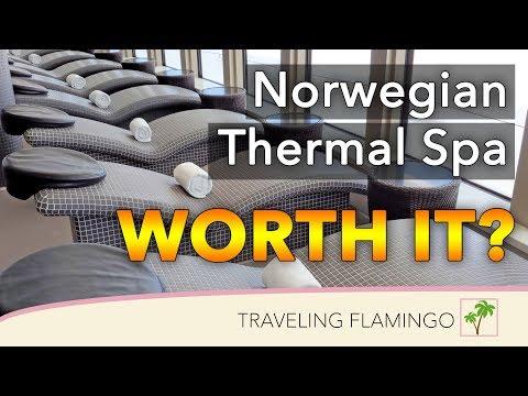 norwegian-cruise-line-thermal-spa---is-it-worth-it?- -ncl-breakaway-2019-4k