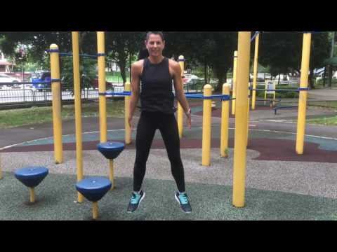 """""""Next level"""" Fitness Corner Exercises   The Finder x Urban Remedy HD"""