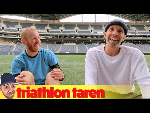 "Triathlon Motivation: Jesse Itzler ""Living With A Seal"" Interview"