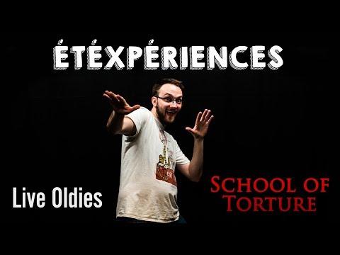[Live Oldies] On ré-écoute School of Torture (et d'autres trucs)