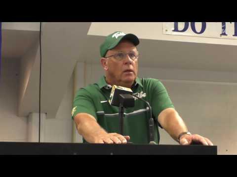 Hampton Postgame - Head Coach Jimmye Laycock