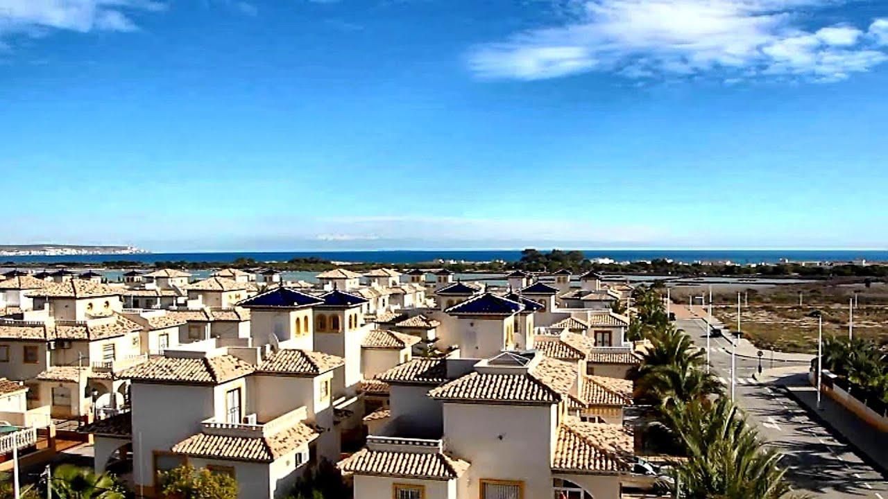 La Marina Apartment El Pinet Alicante Spain Holiday Rental Youtube