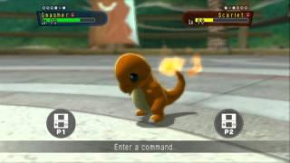 Vortex Attempts: Pokemon Battle Revolution: DS Battle on Wii U: Vortex VS Multi