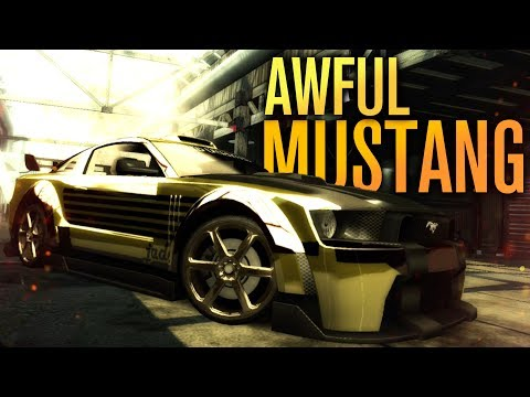 This Mustang Is AWFUL?! | Need for Speed Most Wanted Let's Play #16