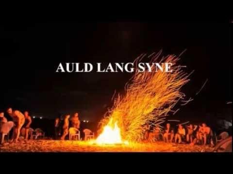 Khúc ca xưa - Bài ca chia tay-Auld Lang Syne