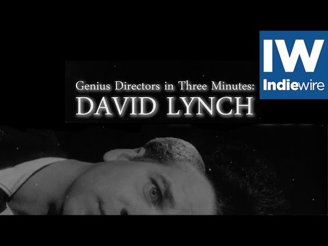 David Lynch's Most Bizarre Moments... in Three Minutes!