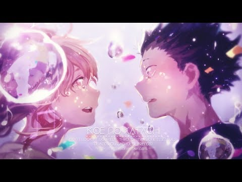 Best of Koe no Katachi (A Silent Voice) - Beautiful & Emotional OST Mix
