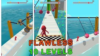 Fun Race 3D - Gameplay - 10 Levels