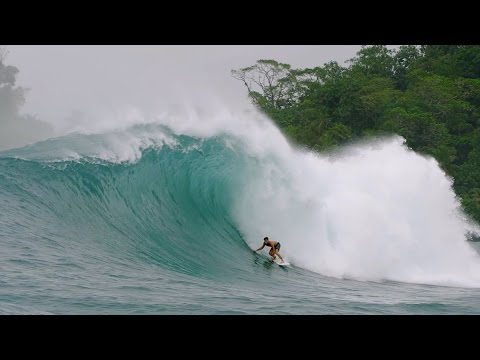 Welcome to the Family Luke Davis | RVCA surf videos