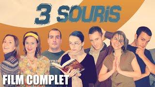 TROIS SOURIS - film complet en français (comédie policière)