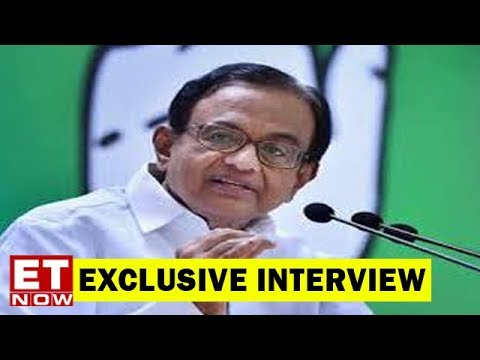 Former FM P. Chidambaram On Urjit Patel's Resignation | RBI vs Govt | Exclusive