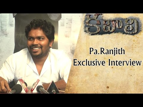 Rajinikanth Kabali Director Pa Ranjith Exclusive Interview | Radhika Apte | Celebrity Interviews