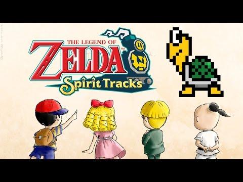 Earthbound - Sailing to Scaraba (Zelda Spirit Tracks Remix) ft. Totakeke!