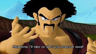 Dragon Ball Budokai Walkthrough Part 15 - The Legend of Hercule (PCSX2 + Sweetfx)
