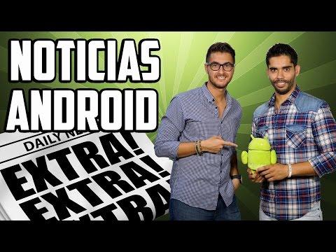 Noticias Android: Llamadas en Whatsapp, Android 5.1, Project Tango y el Note Edge de Swarovski