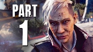 Far Cry 4 Walkthrough Part 1 - Prologue / Intro (Let's Play / Playthrough)
