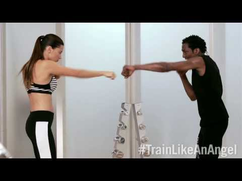 Train Like An Angel: Adriana Lima